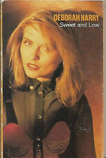 DEBORAH HARRY SWEET AND LOW CASSETTE  single BLONDIE Electronic House Disco Pop