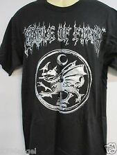 NEW - CRADLE OF FILTH BAND / CONCERT / MUSIC T-SHIRT LARGE