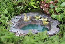 Miniature Mallard's Pond 1008 Fairy Garden Dollhouse