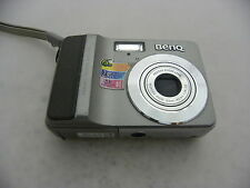 Beneq DC C640 6 MEGA PIXELS GRAY DIGITAL CAMERA