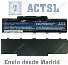 Bateria portátil  Packard Bell series Easy Note TH, Easy Note TJ, Easy Note TR..