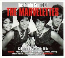 THE TAMLA SOUND OF THE MARVELETTES  (NEW SEALED 2CD)