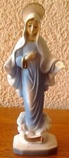 MEDJUGORJE The statue of the Mother of God, Our Lady from Medjugorje 4.7''