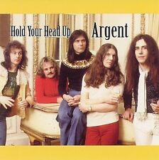 Hold Your Head Up [2000] by Argent (CD, 2000, Sony Music Distribution (USA))