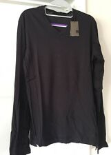 "NEW Marithé et François Girbaud Mens V-neck- side design - 38/40"" chest Tag £100"