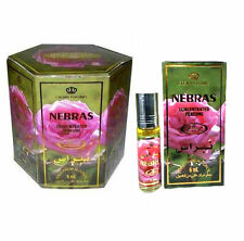 Nebras 6ml (box of 6) Al Rehab Perfume Oil/Attar/Ittar