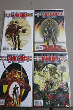 TANK GIRL: THE ROYAL ESCAPE #1-4, HTF, COMPLETE SET, 2010, VF/NM IDW