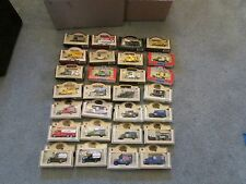 "LOT OF 28 LLEDO VINTAGE ""DAYS GONE"" DIECAST TRUCK & VANS. 1 HIGHWAY HAULER"