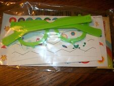 Wendy's Color Your World Craft Spec-taculars! Decorate them  Kids Meal Toy NIP