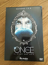 Coffret DVD Once upon a time 1 à 4 - ABC Studios - NEUF sous blister