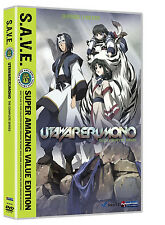 Utawarerumono: The Complete collection Series Box Set New! anime subbed dubbed