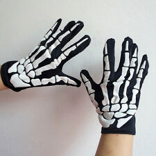 Christmas Halloween Halloween Skeleton ghost claw gloves gloves