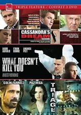 Triple Feature Set 3: Cassandra's Dream, Triage, What Doesn't Kill You (DVD)