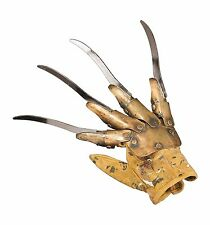 RUBIE'S UFFICIALE Freddy Krueger Deluxe Edition REPLICA GLOVE-Nightmare on e..
