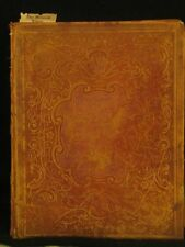 1853 The Holy Bible John B. Perry Publisher, Philadelphia