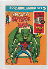 Amazing Spider-man Book PR-24 VG no record book only 1974