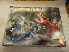 Lego Bionicle 8558 Cahook and Gahook New