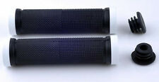 Double Lock On Cycling Locking Bike Bicycle Handlebar Grips Ends Mountain Sports