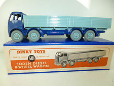 Dinky Foden 501 highsided lorry