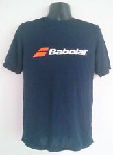 Babolat Tennis T-Shirt Cotton/Polyester NAVY X-LARGE