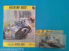 1:18 - Honda NSR 500 Mugello 2001 Valentino Rossi Tutte le mie moto