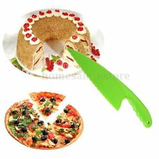 Plastic Serrated Cake Bread Pie Slicer Knife Cutter Lettuce Kitchen Tools Gadget