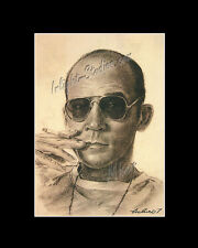 Henry Thomson Hell's angels journalist drawing from artist art images picture
