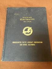 PB4Y-2 Instruction Manual, Electricity
