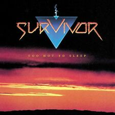 Too Hot To Sleep - Survivor (2001, CD NIEUW)