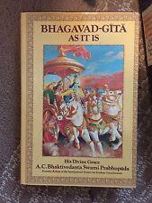 Bhagavad-Gita As It Is His Divine Grace Swami Prabhupada Bhaktived Bk 1979 HBDJ