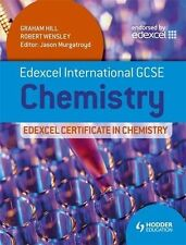 Edexcel International GCSE and Certificate Chemistry Student by Graham Hill