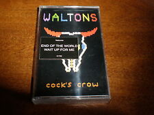 The Waltons CASSETTE Cock's Crow NEW