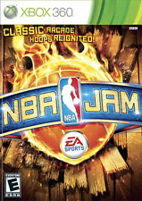 NBA Jam Xbox 360 New Xbox 360