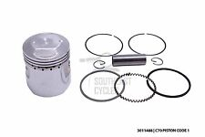0.25 oversize piston kit honda C70 CF70 CL70 CT70 ST70 XL70 CD70 SL70 XR70 ATC70