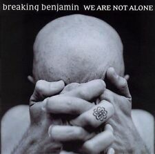 BREAKING BENJAMIN-WE ARE NOT ALONE =CLEAN= CD NEW