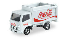 TOMY TOMICA JAPAN DIECAST CAR 105 (1996) Coca Cola Route Truck
