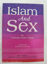 Islam and Sex Islamic Book Homosexial Quran Sunnah Masnoon Niqab Islam Hijab 378