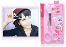 BroW Class Women's Eyebrow Trimmer Comb Eyelash Hair Scissors Cutter Makeup Tool
