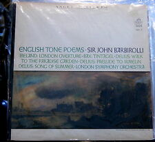 Ireland/Bax/Delius/Barbirolli     English Tone Poems     Angel