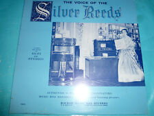 Voice of the Silver Reeds (Music Box Melodies) / 196? Hacker Music LP SEALED