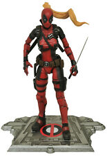 PREORDINE - MARVEL SELECT LADY DEADPOOL AF - ACTION FIGURE DIAMOND SELECT