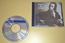 Paco De Lucia - Fuerte Y Caudal / Philips / Japan-Version / Rar
