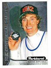 2016-17 UD Parkhurst CENTENNIAL SALUTE #S-11 WAYNE GRETZKY Retail Only Kings