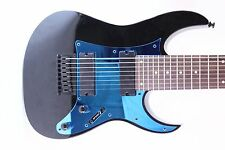 Blue Mirror Pickguard fits Ibanez (tm) RG8 8 String Guitar RG