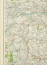 2310 1898 MAP of Royal Atlas of England & Wales Pl.27 HULL (Yorkshire)