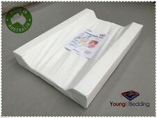 Aussie Made Baby Change Table Pad/Mat 75*49cm w/ Waterproof Hospital Grade Vinyl
