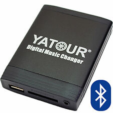 USB MP3 Bluetooth Adapter Freisprecheinrichtung Renault Clio II/III 1998 - 2008