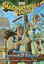 AIO Imagination Station Bks.: Battle for Cannibal Island 8 by Marianne Hering...