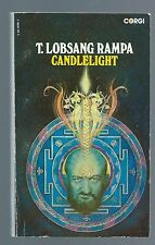 Candlelight, T. Lobsang Rampa, paperback