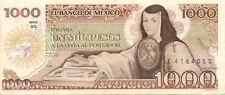 MEXIQUE MEXICO 1000 P 1985 état voir scan
